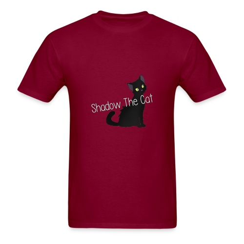 Shadow the Cat - Men's T-Shirt