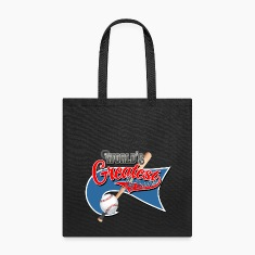 Worlds Greast Big Brother Baseball Park Flag Bags & backpacks