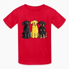 Hovawart – Hovi – Dog  Kids' Shirts