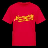 Kids' Shirts ~ Kids' T-Shirt ~ Monongahela Monster's Kid's T-Shirt