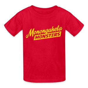 Monongahela Monster's Kid's T-Shirt - Kids' T-Shirt