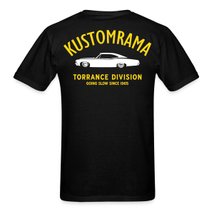 Kustomrama Torrance Division - Men's T-Shirt
