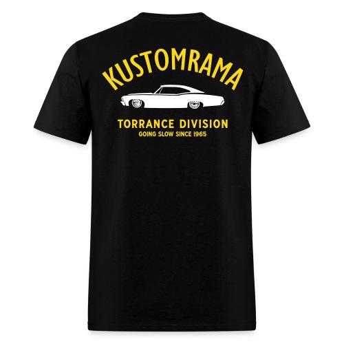 Kustomrama Torrance Division - Men's T-Shirt