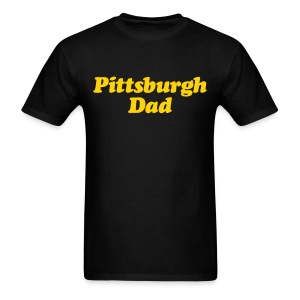 Pittsburgh Dad T-Shirt - Men's T-Shirt