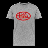 T-Shirts ~ Men's Premium T-Shirt ~ Hills Gray T-Shirt