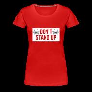 Women's T-Shirts ~ Women's Premium T-Shirt ~ Racer Women's T-Shirt