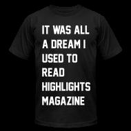 T-Shirts ~ Men's T-Shirt by American Apparel ~ Juicy