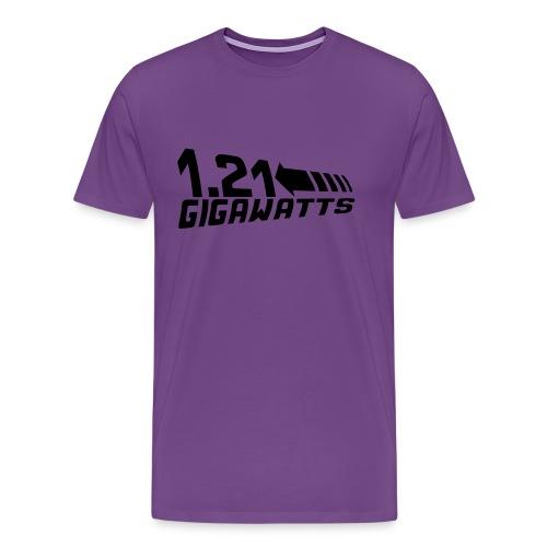 OneTwentyOne - Men's Premium T-Shirt