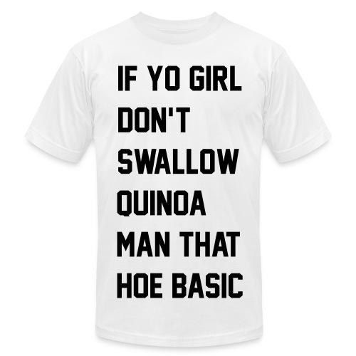 Bandz A Make Her Dance - Men's Fine Jersey T-Shirt