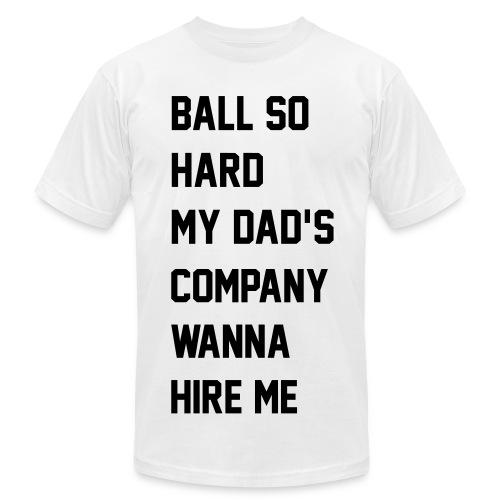 Ni**as in Paris - Men's Fine Jersey T-Shirt