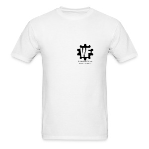 Shop Shirt White - Men's T-Shirt