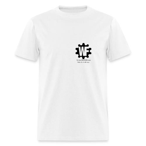 Shop Shirt White - Men's T-Shirt