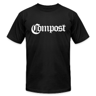 T-Shirts ~ Men's T-Shirt by American Apparel ~ Compost