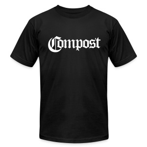Compost - Men's T-Shirt by American Apparel