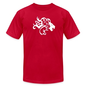 Persian Lion Men's Tee - Men's T-Shirt by American Apparel