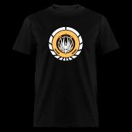 T-Shirts ~ Men's T-Shirt ~ SKYF-01-050 Battlestar Galactica Emblem
