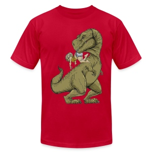 Rex - Men's T-Shirt by American Apparel