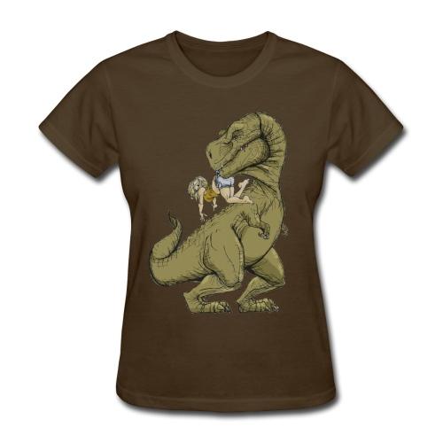 Rex - Women's T-Shirt