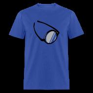 T-Shirts ~ Men's T-Shirt ~ SKYF-01-055-monocle