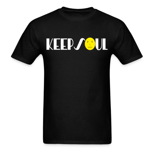 Keepsoul Logo T - Men's T-Shirt