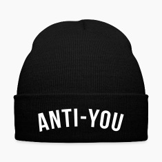 Anti-you Caps