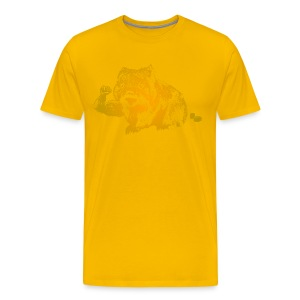Wombat - Men's Premium T-Shirt