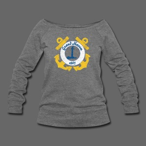 Grand Haven - Women's Wideneck Sweatshirt