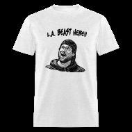 T-Shirts ~ Men's T-Shirt ~ L.A. Beast Here!!