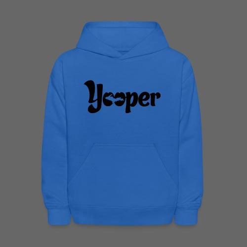 Yooper - Kids' Hoodie