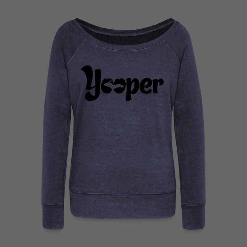 Yooper - Women's Wideneck Sweatshirt