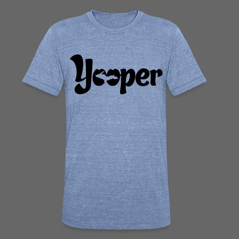 Yooper - Unisex Tri-Blend T-Shirt