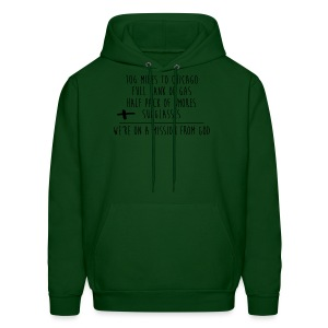 We're On A Mission - Men's Hoodie