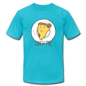 Lunch Time - Men's Fine Jersey T-Shirt