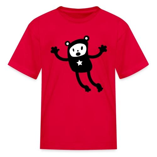 Bahba Bear T-Shirt - Kids' T-Shirt