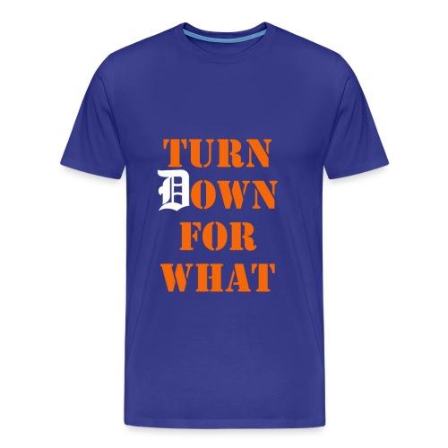Detroit - Men's Premium T-Shirt