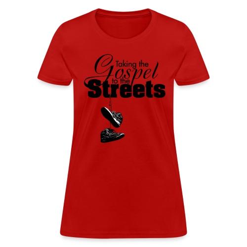 take gospel - Women's T-Shirt