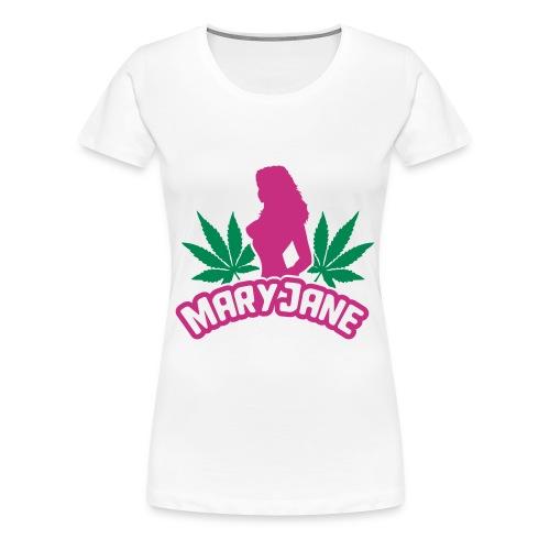 Mary Jane - Women's Premium T-Shirt
