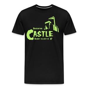 Brigantine Castle - Men's Premium T-Shirt