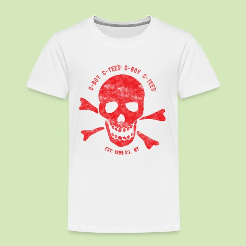 Pirates Cove - Toddler Premium T-Shirt