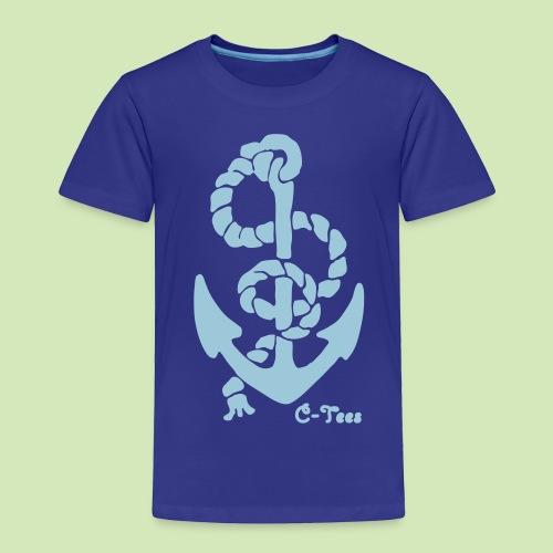 Ahoy - Toddler Premium T-Shirt