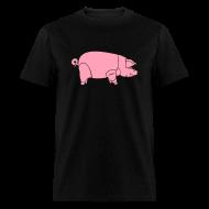 T-Shirts ~ Men's T-Shirt ~ Pig