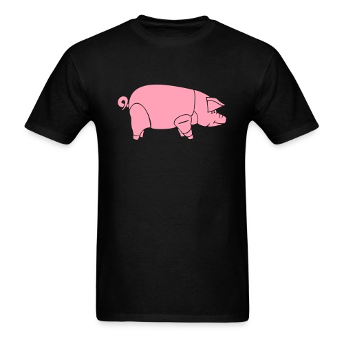 Pig - Men's T-Shirt