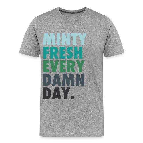 The Minty Fresh Tee - Men's Premium T-Shirt