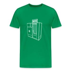 Photobooth.net Men's T-Shirt - Men's Premium T-Shirt