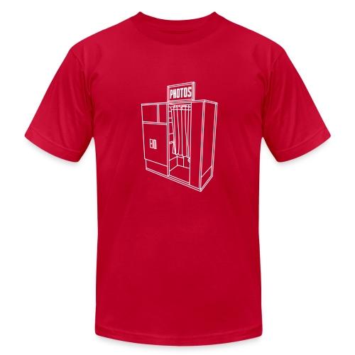 Photobooth.net Men's American Apparel T-Shirt - Men's Fine Jersey T-Shirt