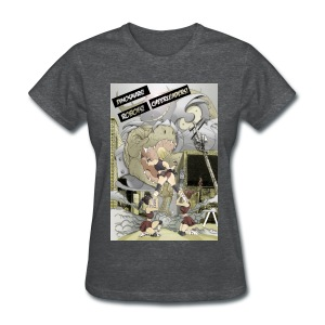 DRC Cover - Women's T-Shirt