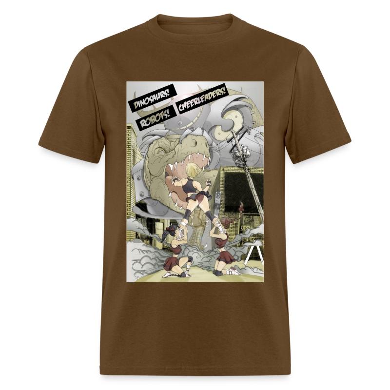 DRC Cover - Men's T-Shirt