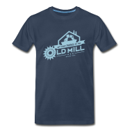 T-Shirts ~ Men's Premium T-Shirt ~ Old Mill T-Shirt