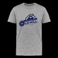 T-Shirts ~ Men's Premium T-Shirt ~ Old Mill T-Shirt Variant