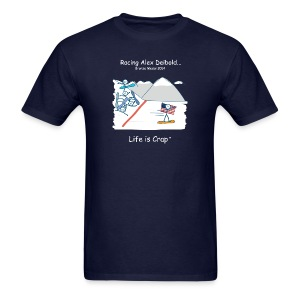 Racing Alex Deibold  - Mens Classic T-Shirt - Men's T-Shirt